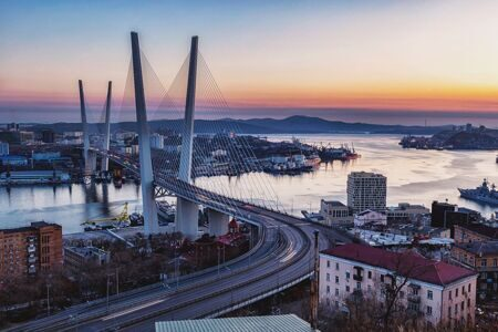 Development of measures for the effective development of multimodal transport in the Asia-Pacific region in order to improve the competitiveness of rail transport (14-15 October, Vladivostok)