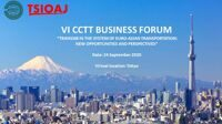 6th CCTT Business Forum Transsib in Euro-Asian Transportation System: New Opportunities and Perspectives